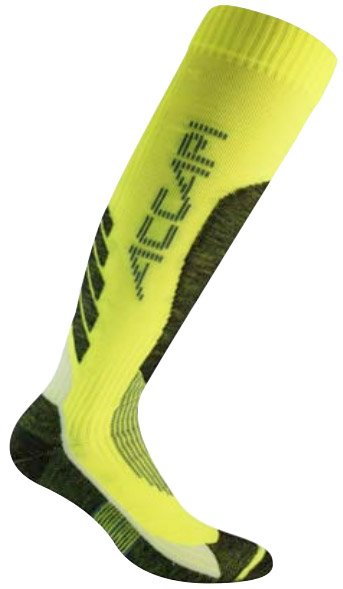 Носки ACCAPI SKI PERFORMANCE (18/19) Fluo Yellow