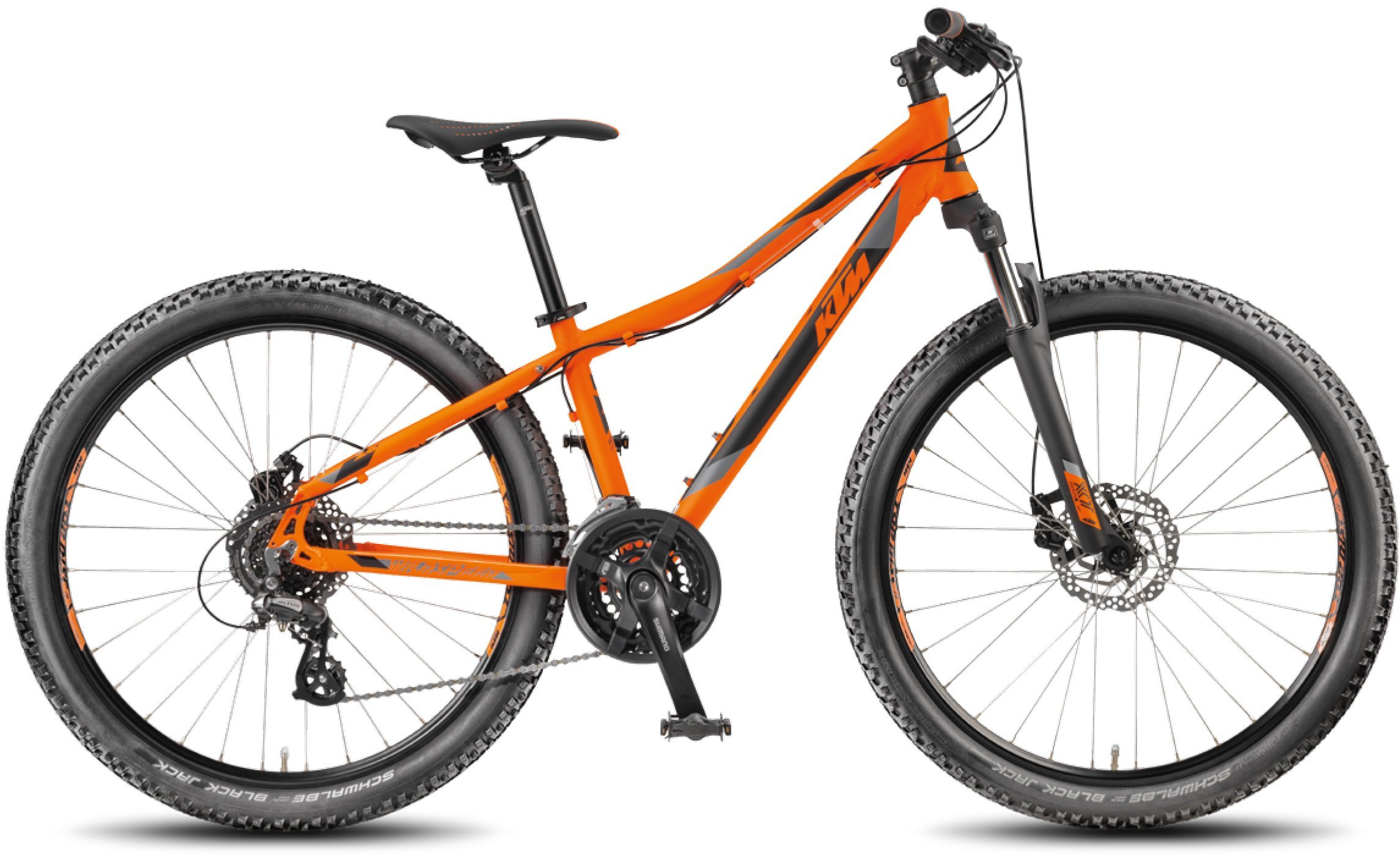 Велосипед KTM WILD SPEED 26.24 DISC 24 (2018)
