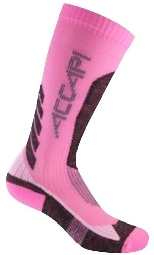 Носки ACCAPI SKI PERFORMANCE JR (18/19) Fluo Pink