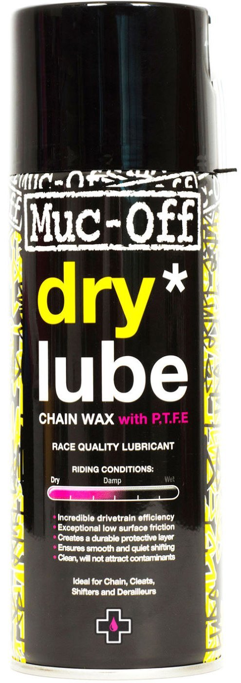 Смазка для цепи Muc-Off Dry PTFE Chain Lube Workshop 750ml