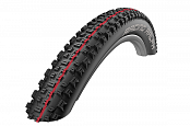 "Велопокрышка Schwalbe Racing Ralph 27,5x2,1"" SnakeSkin TL-Easy Folding Evolution B/B-SK HS425"