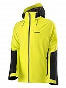 Куртка мужская HEAD 2L ECLIPSE JACKET MEN (17/18) Yellow race-Black