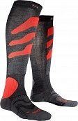 Носки X-BIONIC SKI PRECISION (18/19) Anthracite-Red