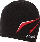 Шапка PHENIX REFRACTION WATCH CAP (19/20) Black-Red