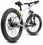 "Велосипед Early Rider Belter BK5104 20"" Trail 3S Silver"