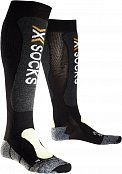 Носки X-BIONIC SKIING LIGHT (18/19) Black-Yellow Fluo