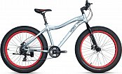Велосипед HORH BUBBLE BL HD 26 (2020) Grey-Red