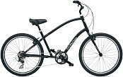 Велосипед Electra Townie Original 21D Men's 26 (2017) Satin Black
