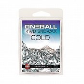 Парафин ONE BALL 4WD COLD MINI 65g (17/18)