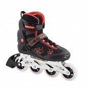 Ролики PLAYLIFE LA Women II Black red