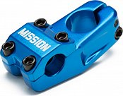 Вынос BMX Mission Control Top Load 50mm Nave Blue