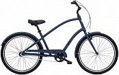 Велосипед Electra Townie Original 3i EQ Men's 26 (2017) Satin Midnight Blue