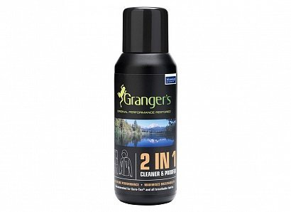 Пропитка GRANGERS CLOTHING 2 in1 Cleaner & Proofer