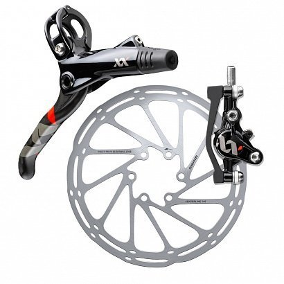 Тормоз SRAM XX Carbone Obsidian Rear 1800mm