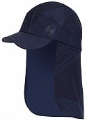 Кепка BUFF PACK SAHARA CAP (2021) Grevers Navy