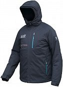 Куртка мужская ARMANI SKI JACKET RIDE 3 (17/18) Black