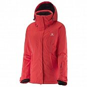 Куртка SALOMON ENDURO JKT WOMEN INFRARED