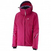 Куртка SALOMON BRILLIANT JKT WOMEN GAURA PINK