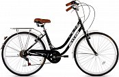 "Велосипед BICYSTAR City Bike 26"" (2021) Black"