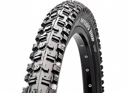 "Велопокрышка Maxxis MinionDH Rear 26""x2.35 42A Wire ST"