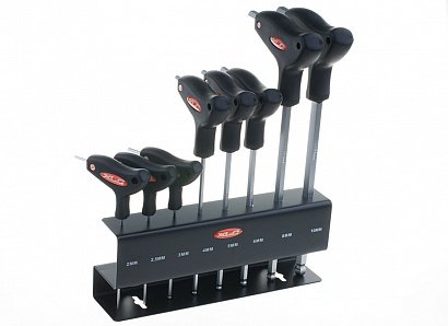 Шестигранник XLC T-Form Socket Wrenchset 2-10 TO-S32