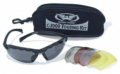 Очки Global Vision C-2000 Touring Kit