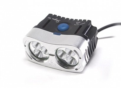 Фара XECCON Song 700 wireless 6LED CREE R5 2800