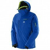 Куртка SALOMON BRILLIANT JKT MEN BLUE YONDER