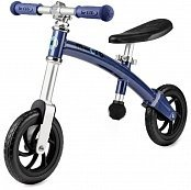 Беговел MICRO G-bike Chopper синий